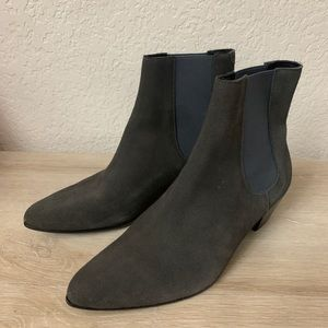 Common Projects Ankle Booties